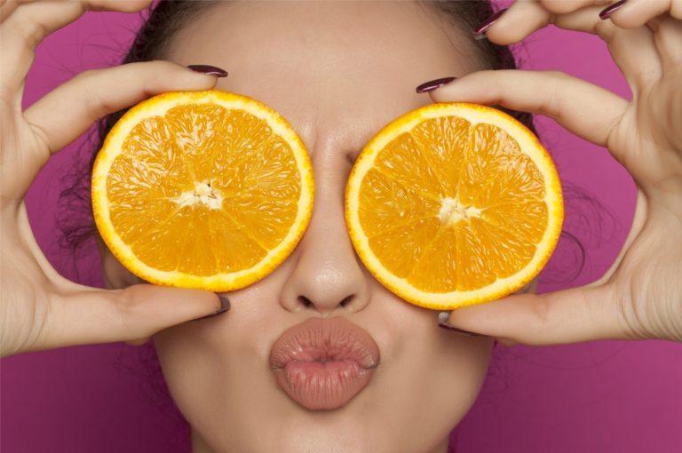 Fruchtsäurebehandlung
