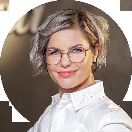 Kristin Lusatis von der Chiceria Cottbus
